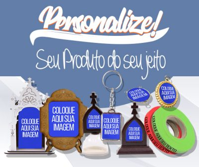 Produtos personalizados